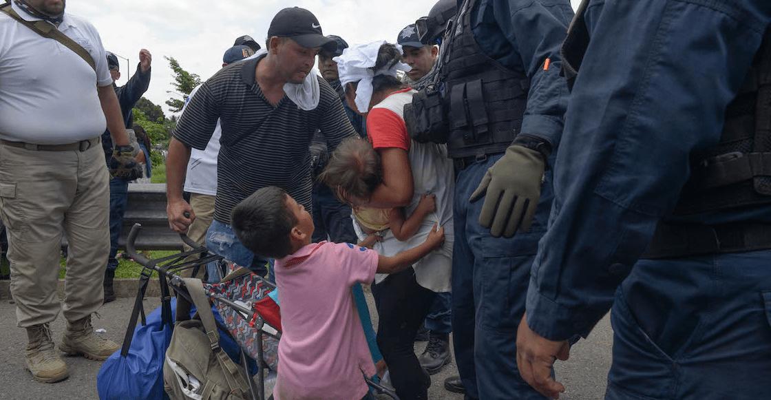 En 2019, casi 7 mil niños y niñas migrantes han sido detenidos: Redim