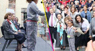 Los alumnos de la CDMX ya podrán elegir falda o pantalón para su uniforme escolar