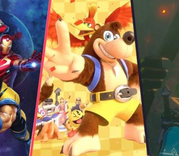 ¡Super Smash Bros tendrá nuevos personajes! Esto es todo lo que Nintendo anunció en la E3 2019
