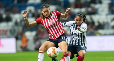Norma Palafox deja a Chivas Femenil y al futbol profesional por