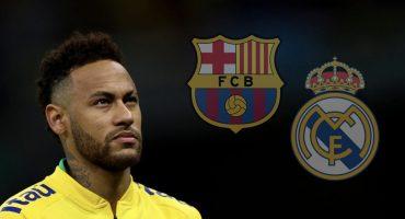 Las ofertas que prepararían Barcelona y Real Madrid para llevarse a Neymar