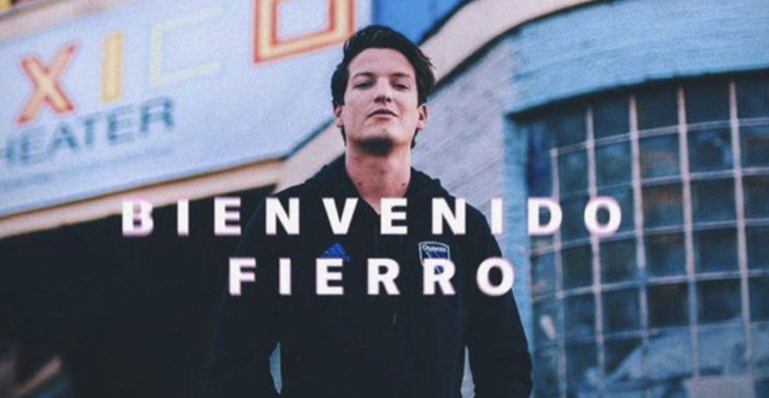 San José Earthquakes hace oficial la llegada de Carlos Fierro