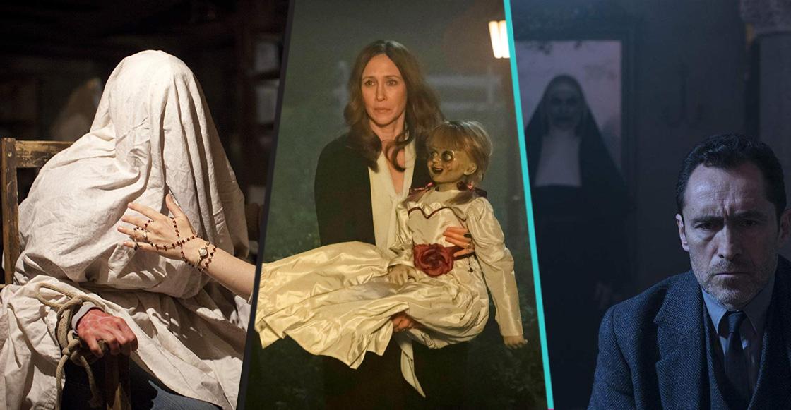 Este es el orden que debes seguir para ver 'Annabelle Comes Home' de la franquicia de 'El conjuro'