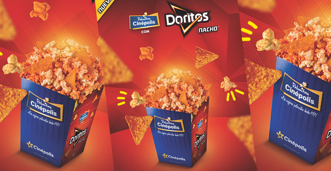 Doritos Palomitas