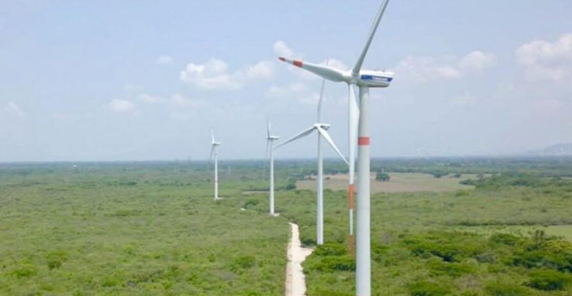Inauguran en Oaxaca el parque eólico más grande de América Latina
