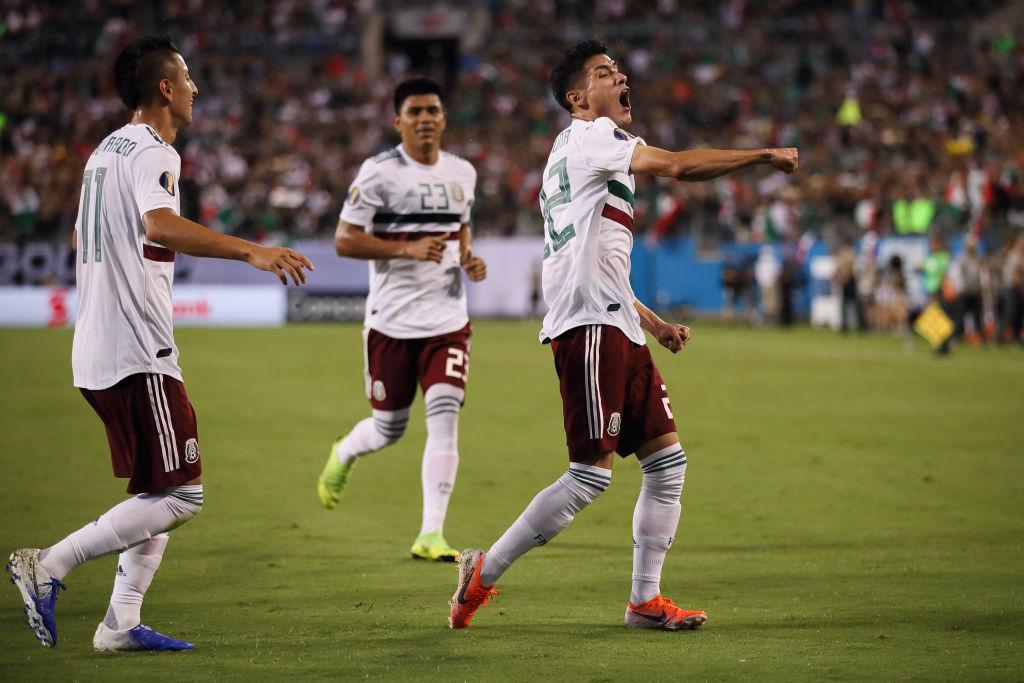 México vs Martinica tuvo mejor asistencia que cualquier juego de la Copa América