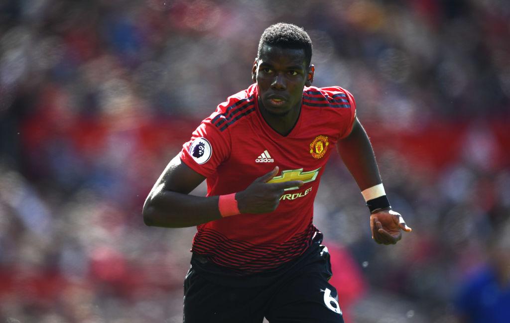 Paul Pogba ya no se ve jugando en el Manchester United y apunta al Real Madrid