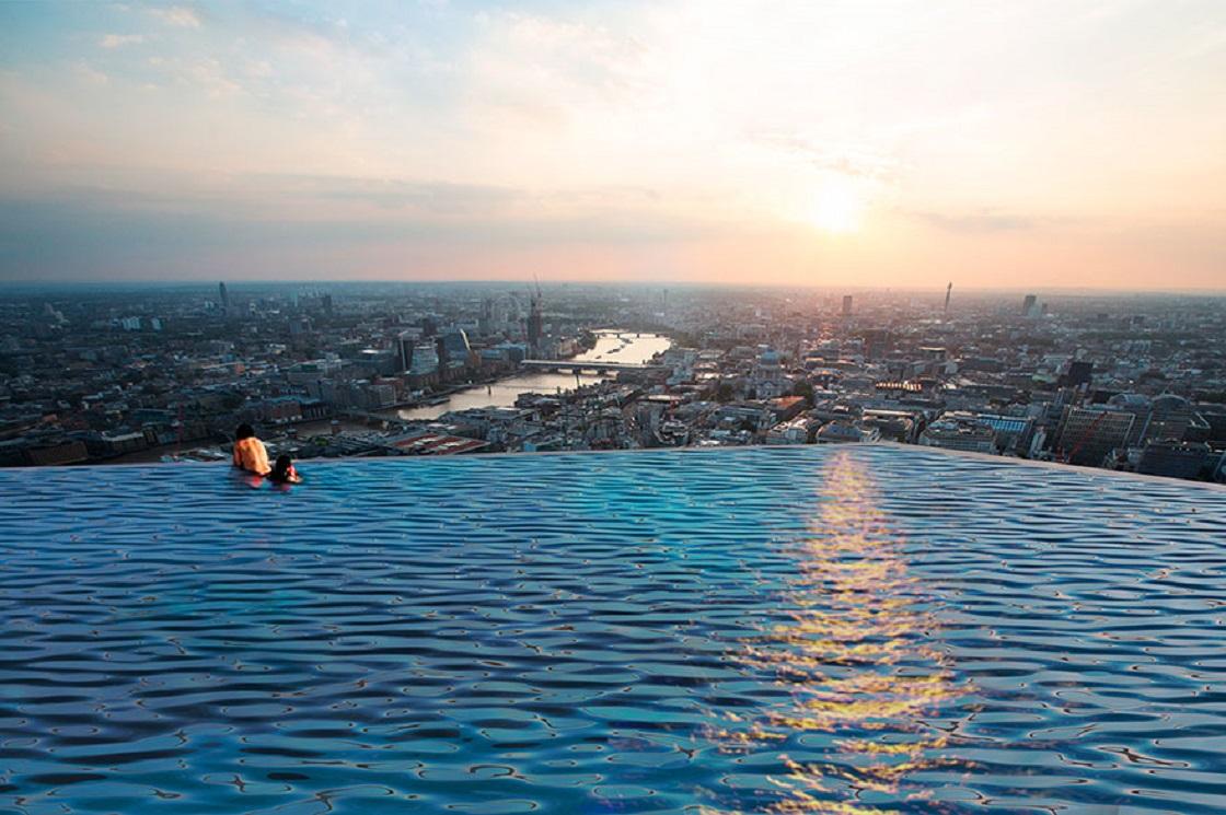 La piscina más profunda del mundo - Londres