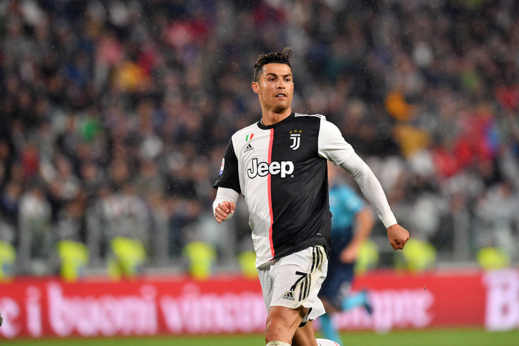 El plan de Maurizio Sarri con Cristiano Ronaldo: 40 goles en la temporada y ser 'CR9'
