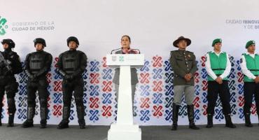 Ante inseguridad, crean 2 nuevas corporaciones de la Policía CDMX