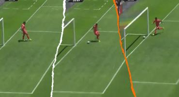 El gol que dejó en ridículo al portero del equipo de Matías Almeyda
