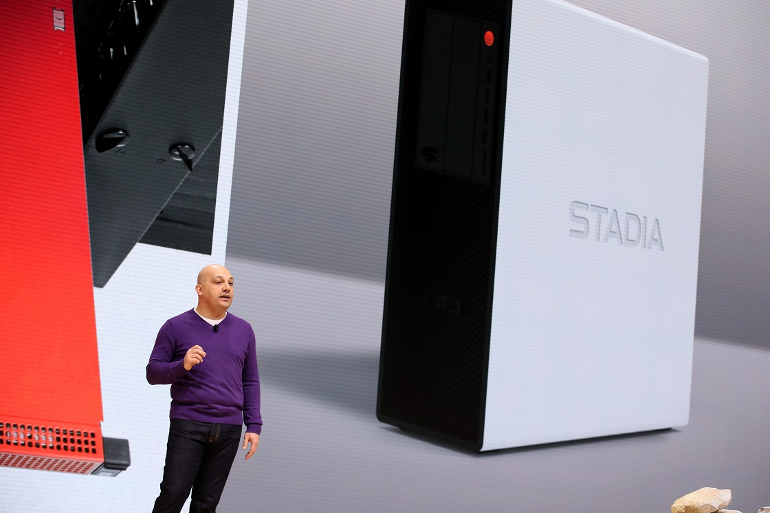 Google Stadia - Más detalles de la plataforma