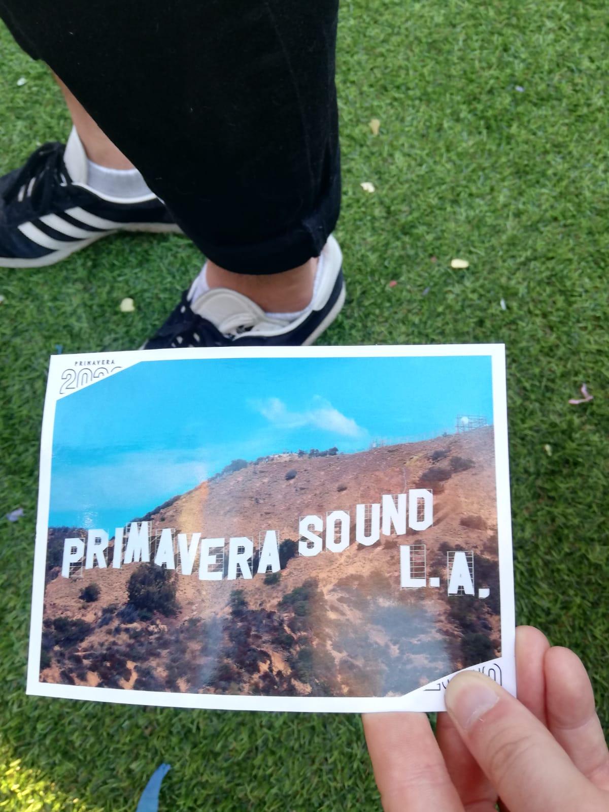 ¡Ah joder! ¡Primavera Sound llega a Los Ángeles en 2020!