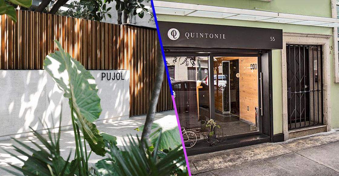Pujol y Quintonil en la lista de los 50 mejores restaurantes del mundo de 2019