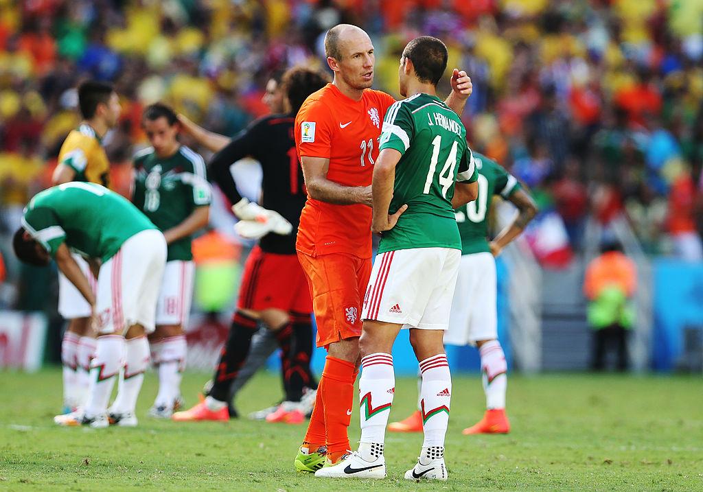 #NoEraPenal: ¿Qué habría pasado con Robben si en Brasil 2014 hubiéramos tenido VAR?