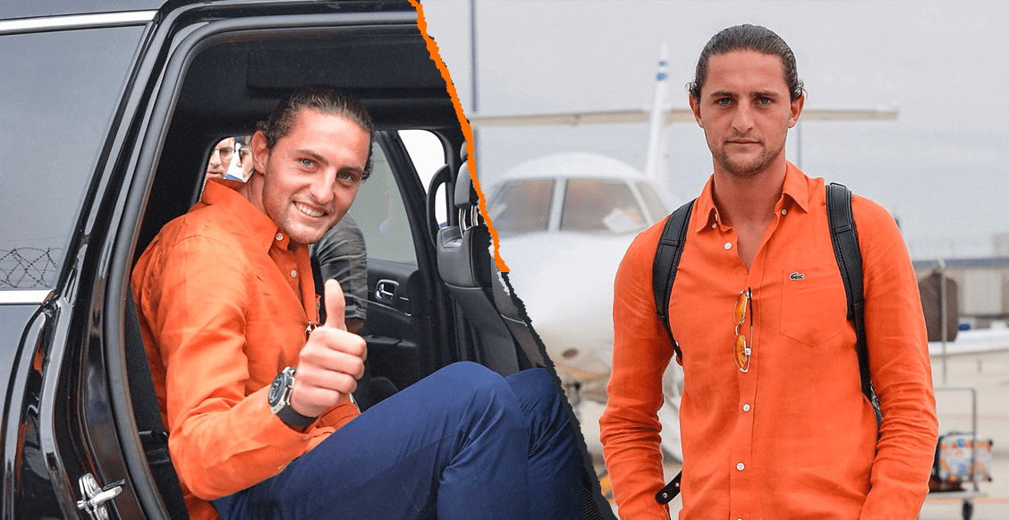 Juventus presume la llegada de Rabiot a Turín para firmar como refuerzo