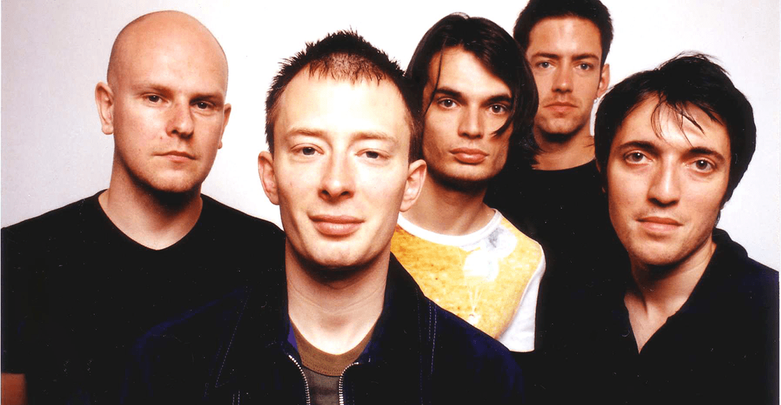 ¿Anonymous? Filtran material inédito del 'OK Computer' de Radiohead
