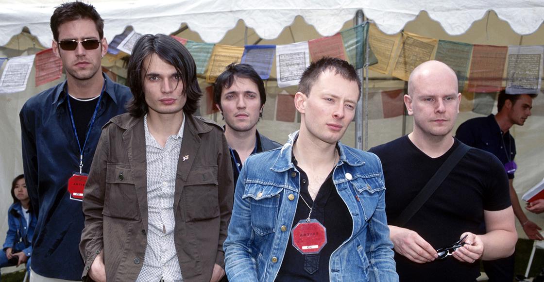 Radiohead comparte 18 horas de material inédito del 'OK Computer'