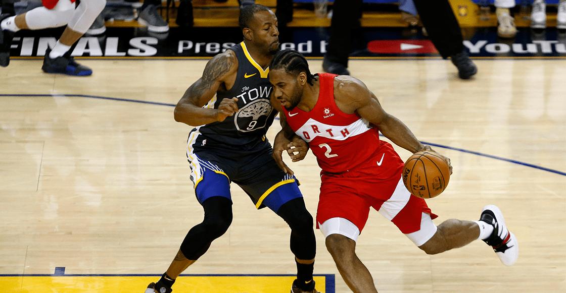 Toronto deja contra las cuerdas a los Warriors en el cuarto juego de la final NBA