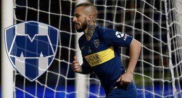 Maxi Meza por Benedetto: El 'intercambio' que planea Rayados con Boca Juniors