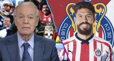 Acá las reacciones más interesantes del traspaso de Oribe Peralta a Chivas