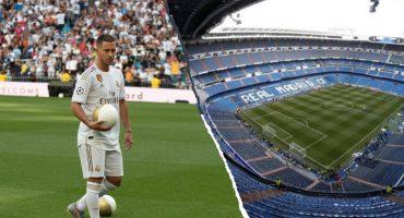 Real Madrid pidió a La Liga no jugar en el Bernabéu las primeras tres jornadas