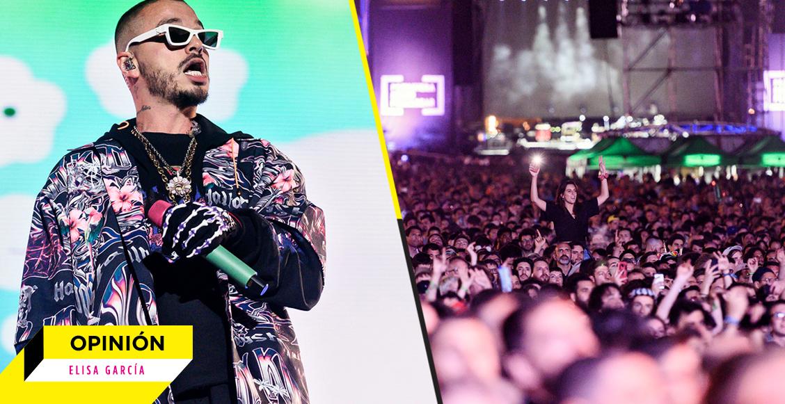 ¿El rock está muerto? El reggaetón llega a los festivales de música independiente