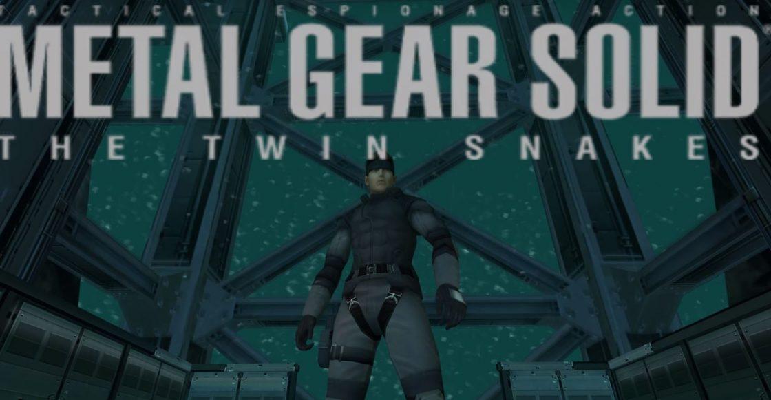 Remaster de Metal Gear Solid: Twin Snakes