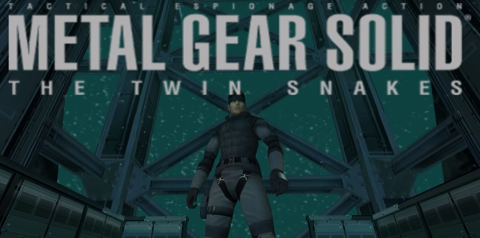 Remaster de Metal Gear Solid: Twin Snakes
