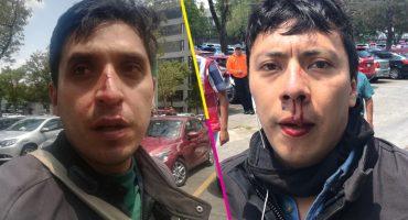 UNAM ofrece disculpas por agresiones a reporteros en CU