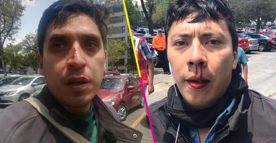 UNAM ofrece disculpas por agresiones a reporteros por personal de vigilancia en CU