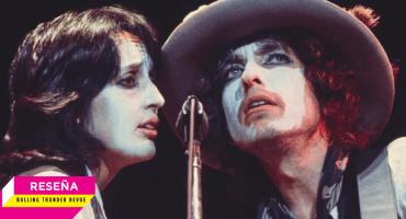 'Rolling Thunder Revue', un documental sobre Bob Dylan que se quedó a medias