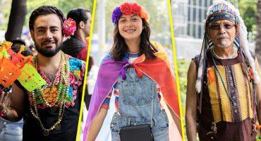 30 retratos de la Marcha del Orgullo LGBTTI que demuestran que amor es amor 🌈❤️