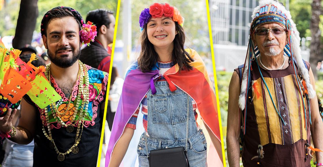 30 retratos de la Marcha del Orgullo LGBTTI que demuestran que amor es amor