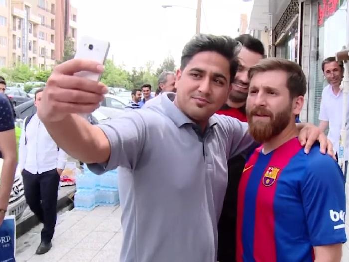 Iraní se hizo pasar por Lionel Messi para acostarse con 23 mujeres; él niega todo