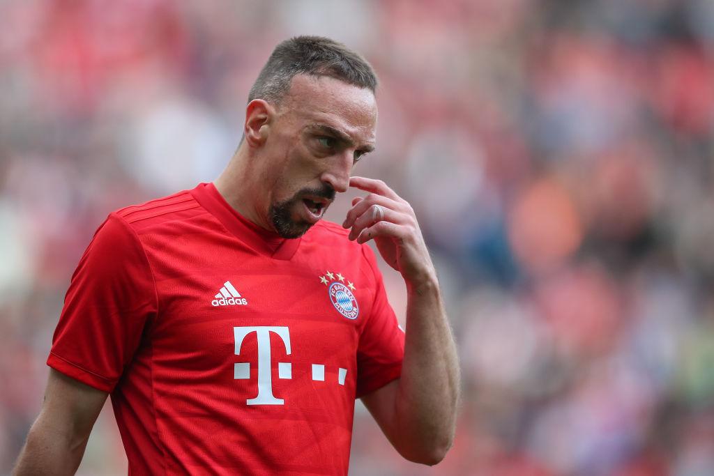 Perder el Balón de Oro contra Messi y Cristiano: la mayor injusticia en la carrera de Ribery