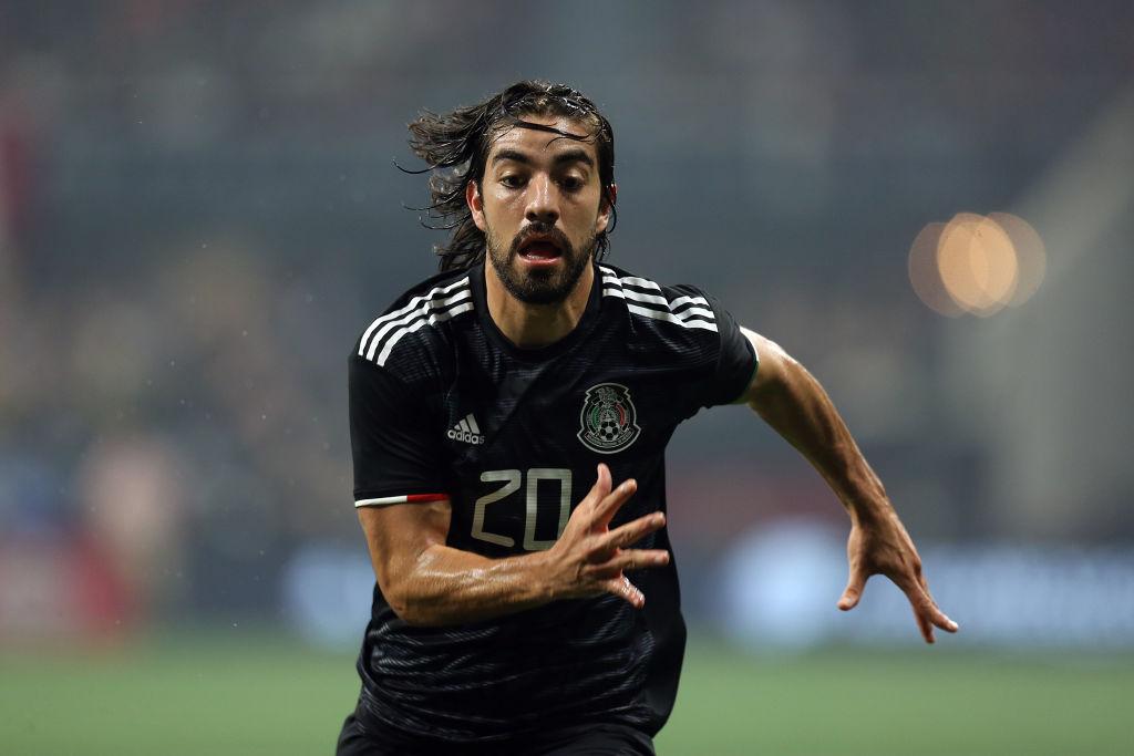¿A Europa? Rodolfo Pizarro estaría en la mira de dos clubes de la Ligue 1
