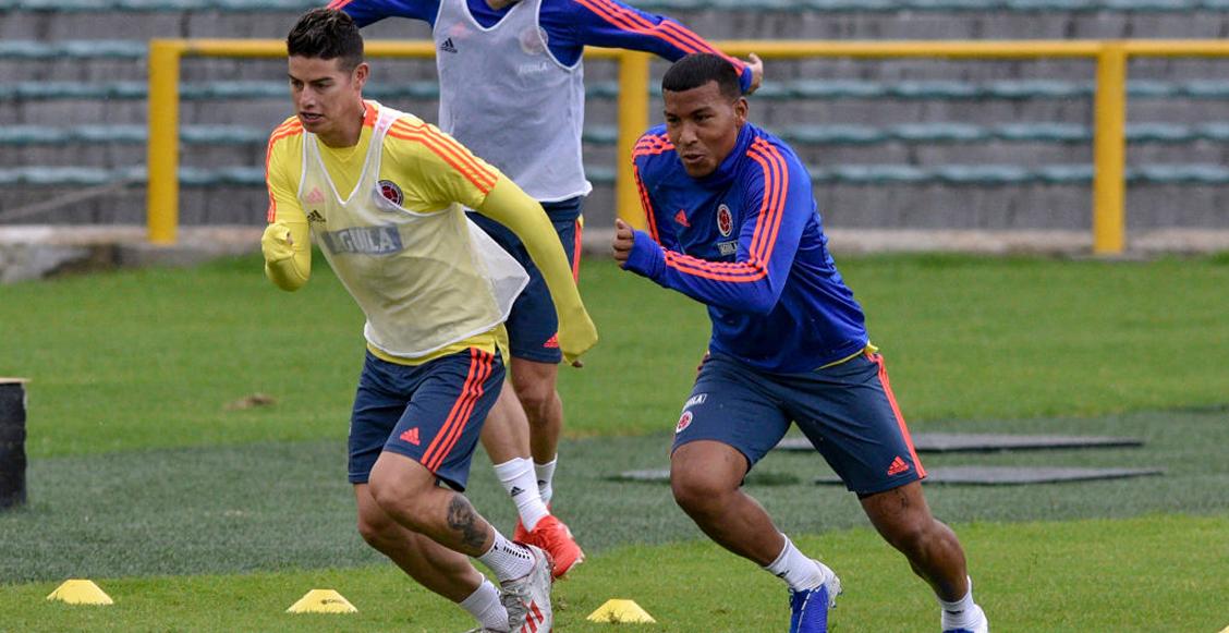 Roger Martínez sí jugará la Copa América tras resolver su problema legal