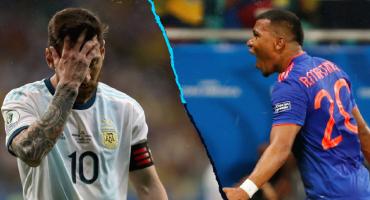 ¡De Coapa para toda América! Argentina se derrumba ante Colombia con golazo del Roger Martínez