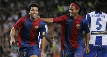 Hleb asegura que Ronaldinho y Deco entrenaban ebrios… pero nunca entrenó con ellos