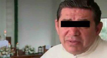 Cae sacerdote por homicidio de Leo Avendaño; es el mismo que ofició misa en su honor