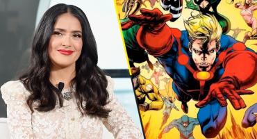 ¿Será? Salma Hayek podría ser parte del Universo Marvel con 'The Eternals'