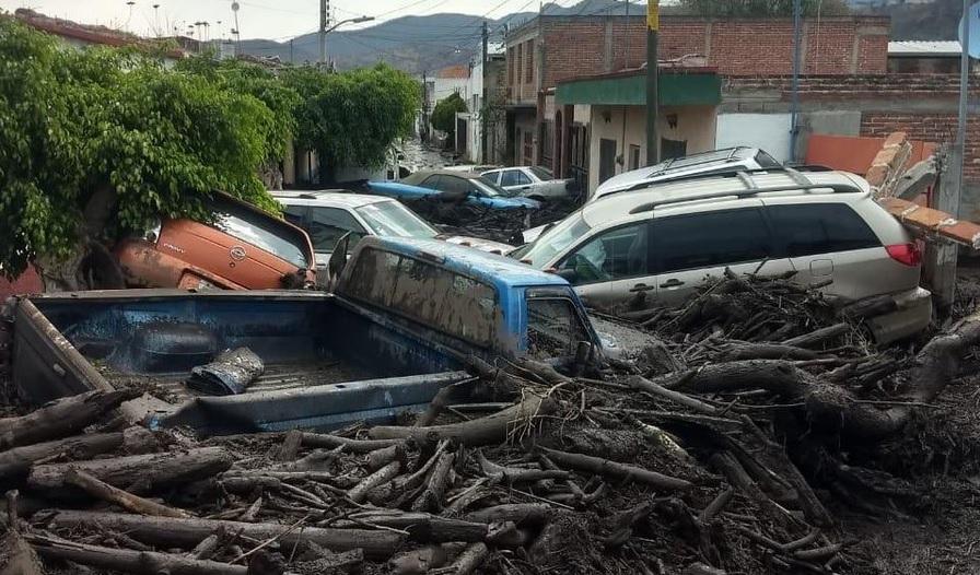 Lluvias Provocan Deslave En San Gabriel Jalisco Una Persona Muere