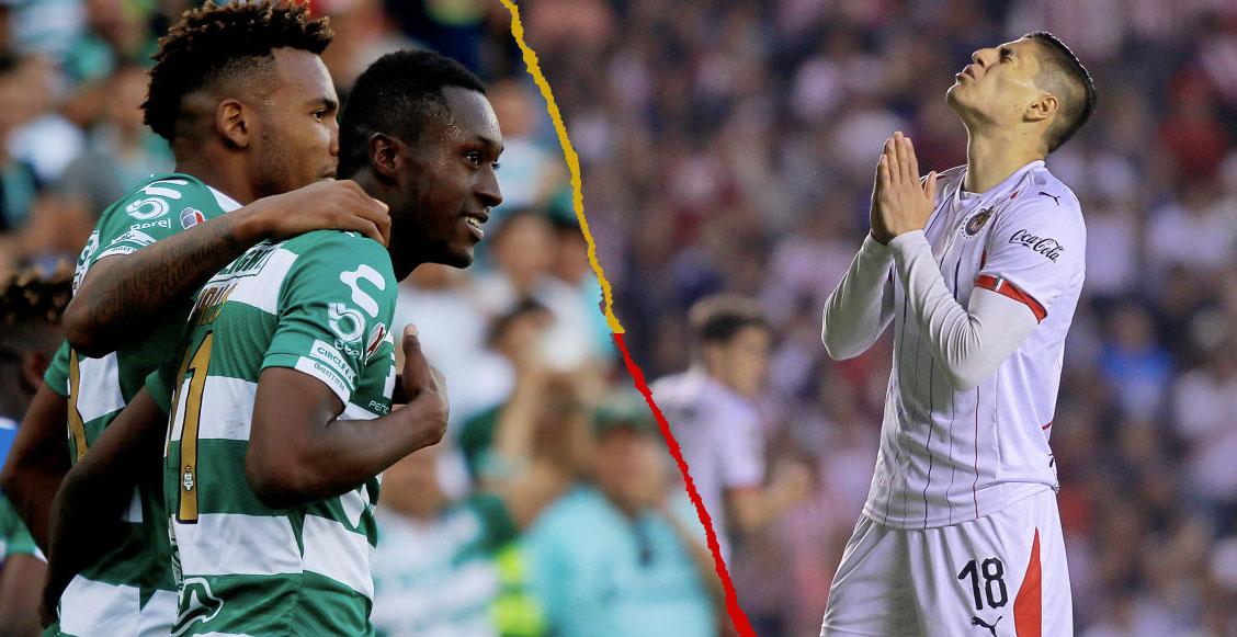 Si Chivas no cubre la deuda que tiene con Santos, no podrá arrancar el Apertura 2019