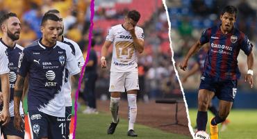 El SAT perdonó impuestos a Atlante y por segunda vez a Pumas y Monterrey