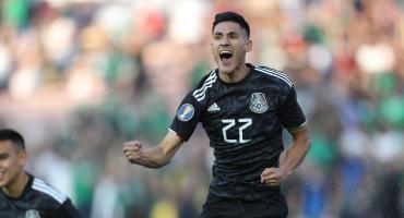 ¡Hat-trick de Antuna! México debuta en la Copa Oro con goleada de locura ante Cuba