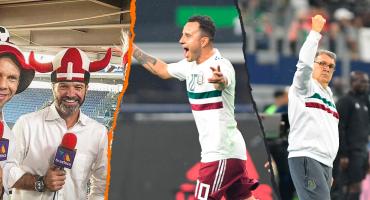 La voz del 'Doctor' García, la revancha de Montes: Lo que nos dejó el México vs Ecuador previo a Copa Oro