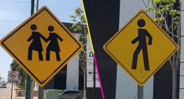 Gana la discriminación en Tampico: Quitan señalética LGBT de las avenidas en menos de un día