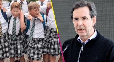 SEP se retracta: el uniforme neutro solo era para niñas, no para niños