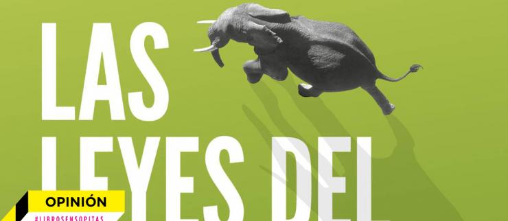 #LibrosEnSopitas: Las leyes del Serengeti. Cómo funciona la vida y por qué es importante saberlo